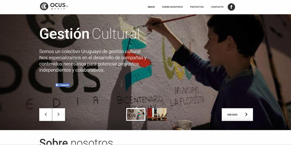 OCUS Media - gestión cultural