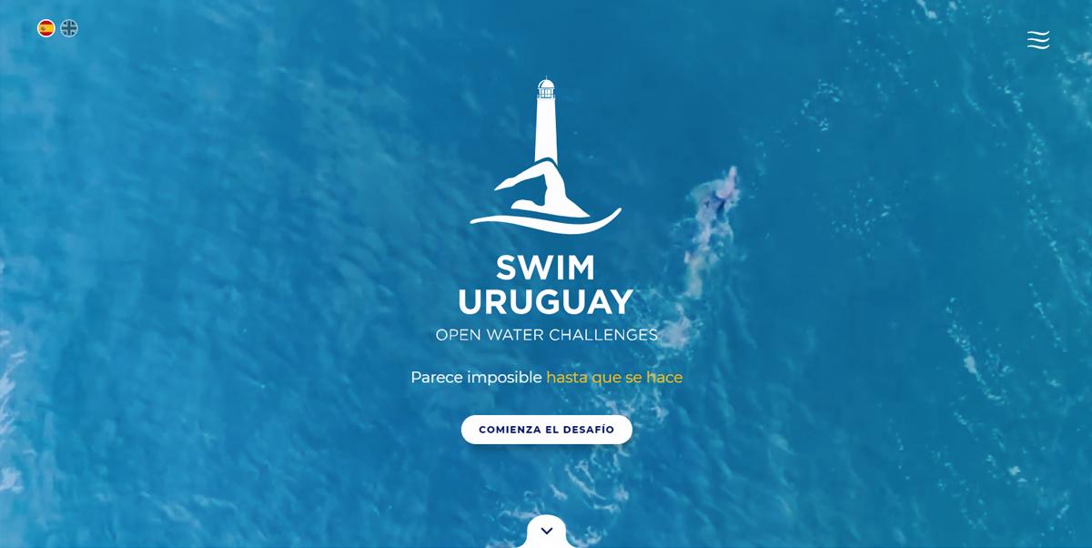 SWIM Uruguay - Desafíos a nado